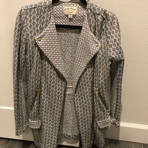 Lucky Brand Sweater Jacket